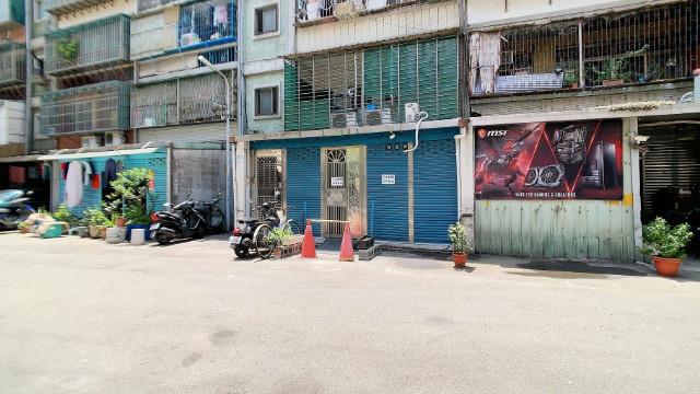 超稀有好停車壹樓,新北市新莊區福壽街