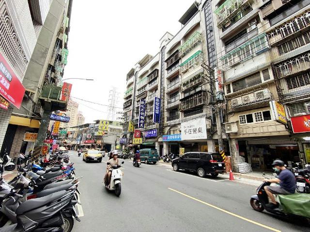 穩定收租民安三角窗(2023734),新北市新莊區民安西路