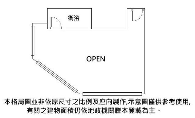 西門捷運邊間戶(2114905),台北市萬華區內江街