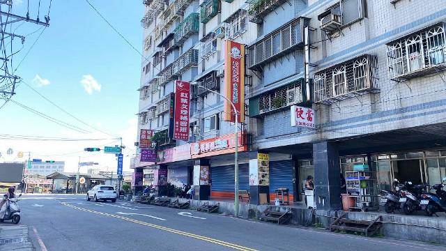 興仁夜市招財大店面(2023733),新北市樹林區保安街二段