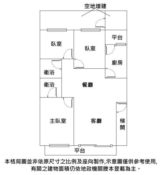 電梯華廈三房車,新北市泰山區辭修路