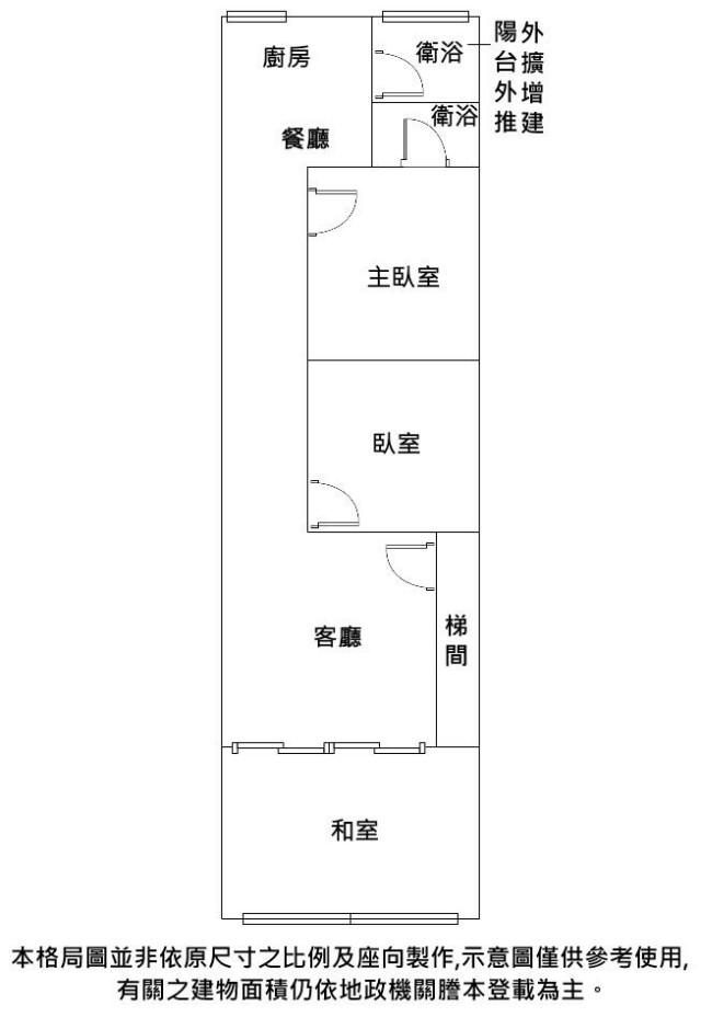 佳瑪商圈三樓美寓,新北市新莊區中誠街