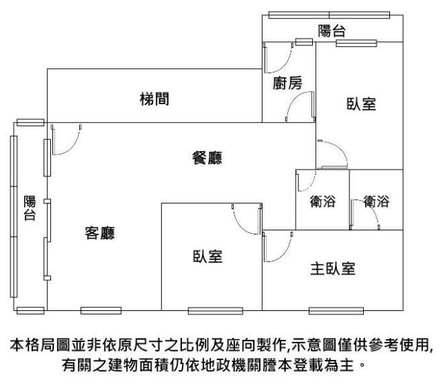 昌隆低公設大三房車(2114929),新北市新莊區昌平路