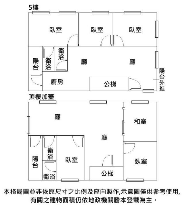 豐年邊間頂加5+6(2054446),新北市新莊區豐年街